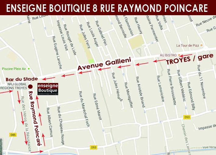 ACCUEIL AU 8 RUE RAYMOND POINCARE 10300 SAINTE SAVINE