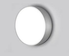 Enseigne caisson ronde lumineuse