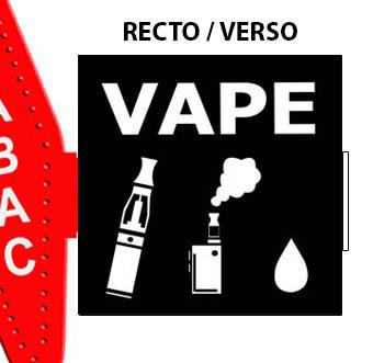 Carotte tabac led sans texte Tabac