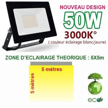 Projecteur led consommation 30W